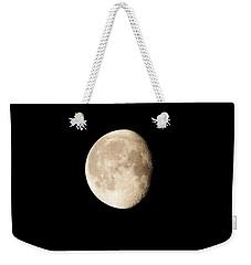 Moon 3 Weekender Tote Bag