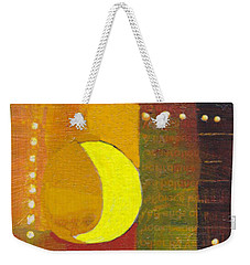 Moon Abstract 32817 Weekender Tote Bag