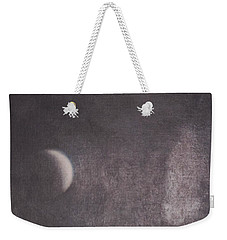 Moon And Friends Weekender Tote Bag