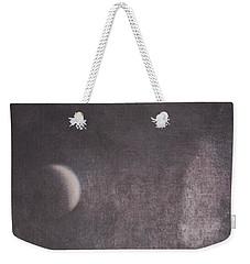 Moon And Friends Weekender Tote Bag