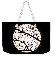 Moon Branches Weekender Tote Bag