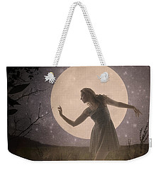 Moon Dance 001 Weekender Tote Bag