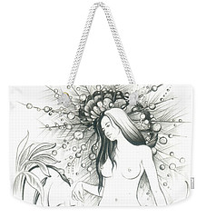 Moon Dew Weekender Tote Bag