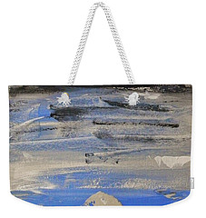 Moon In October Sky Weekender Tote Bag