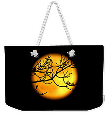 Moon In The Trees Weekender Tote Bag