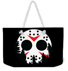 Moon Jason Weekender Tote Bag