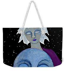Moon Matters Weekender Tote Bag