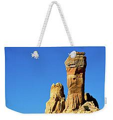 Moon Over Chimney Rock #2 Weekender Tote Bag