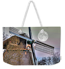 Moon Power Weekender Tote Bag by Nadia Sanowar