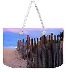 Moon Rising Weekender Tote Bag
