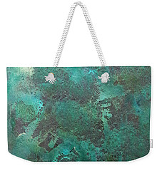 Moon Rocks Weekender Tote Bag