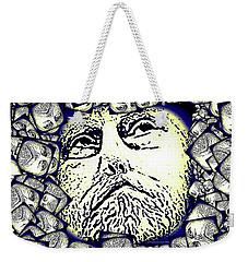 Moon Rocks Weekender Tote Bag