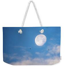 Moon Set Weekender Tote Bag
