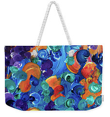 Moon Snails Back To School Weekender Tote Bag