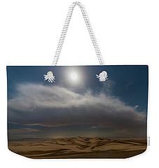 Moon Sparkle Weekender Tote Bag