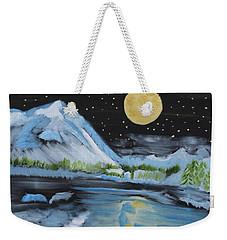 Moon Wishes Weekender Tote Bag