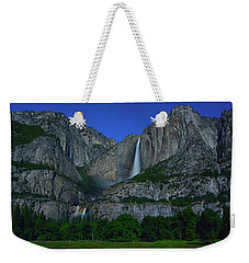 Moonbow Yosemite Falls Weekender Tote Bag