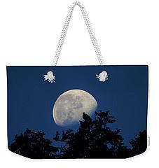 Moonfall Weekender Tote Bag