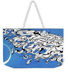 Moonflight Weekender Tote Bag