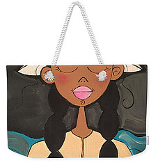 Moonlight Baptismal  Weekender Tote Bag