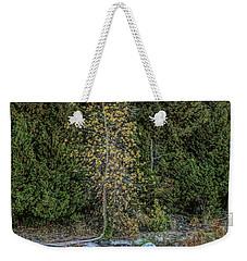 Moonlight Bay Bedrock Beach Weekender Tote Bag