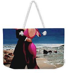 Moonlight Dance Weekender Tote Bag