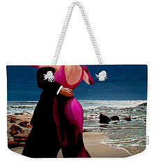 Moonlight Dance V2 Weekender Tote Bag by Ron Chambers