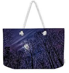 Moonlight Glow Weekender Tote Bag