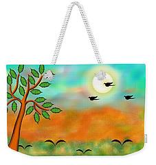Moonlight-ii Weekender Tote Bag