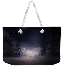 Moonlight Journey Weekender Tote Bag