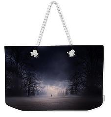 Moonlight Journey Weekender Tote Bag by Lourry Legarde