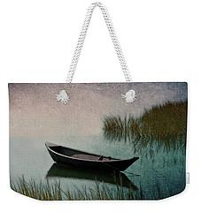 Moonlight Paddle Weekender Tote Bag by Brooke T Ryan