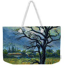 Moonlight Prowl Weekender Tote Bag