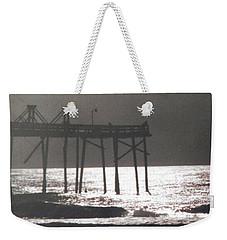 Moonlit Carolina Night Weekender Tote Bag