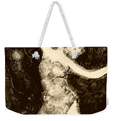 Moonlit Dancer Weekender Tote Bag