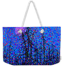 Moonlit Forest Weekender Tote Bag