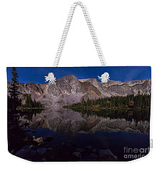 Moonlit Reflections  Weekender Tote Bag