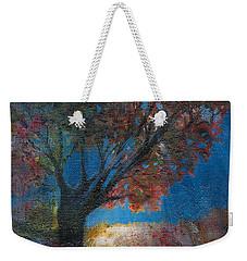 Moonlit Tree Weekender Tote Bag