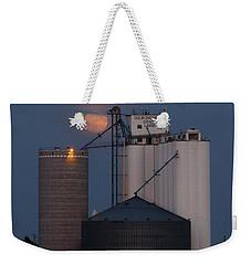 Moonrise At Laird -01 Weekender Tote Bag