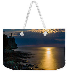 Moonrise From The Cloudbank Weekender Tote Bag
