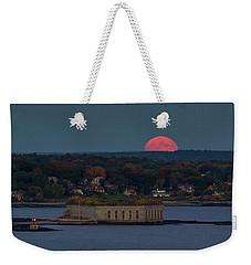 Moonrise Over Ft. Gorges Weekender Tote Bag