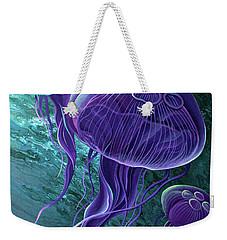 Moons Weekender Tote Bag