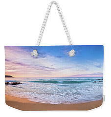 Weekender Tote Bag featuring the photograph Bunker Bay Sunset, Margaret River by Dave Catley
