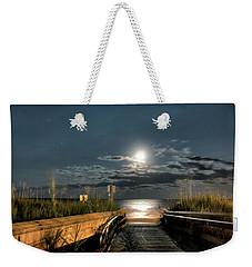Moonshadow Weekender Tote Bag