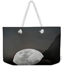 Moontoise Weekender Tote Bag by Keshava Shukla