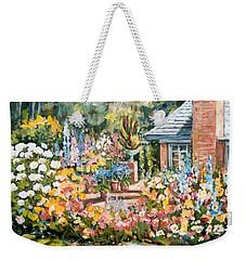 Moore's Garden Weekender Tote Bag
