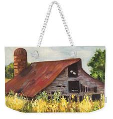 Mooresville N.c Barn Weekender Tote Bag