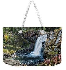 Moose Falls Weekender Tote Bag