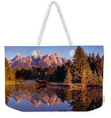 Moose Tetons Weekender Tote Bag