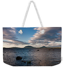 Moosehead Lake Spencer Bay Weekender Tote Bag